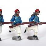 La Guerre 14/18 figurines Elastolin