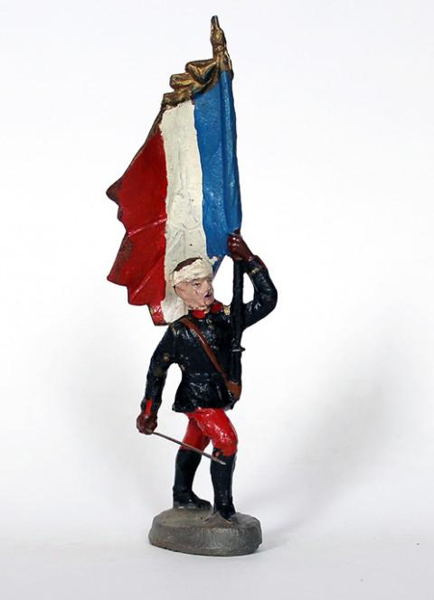 Le Grande Guerre 14/18, figurines Elastolin et Lineol, une époque