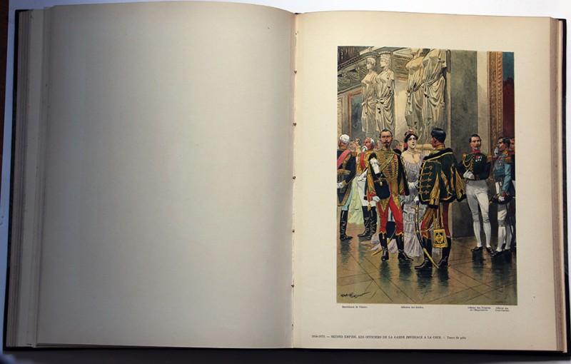 Les Alsaciens dans la Garde Impériale - Henri Ganier Tanconville / Maurice Toussaint - 1er et Second Empire
