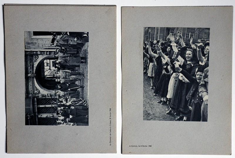 Libération de l'Alsace 1944