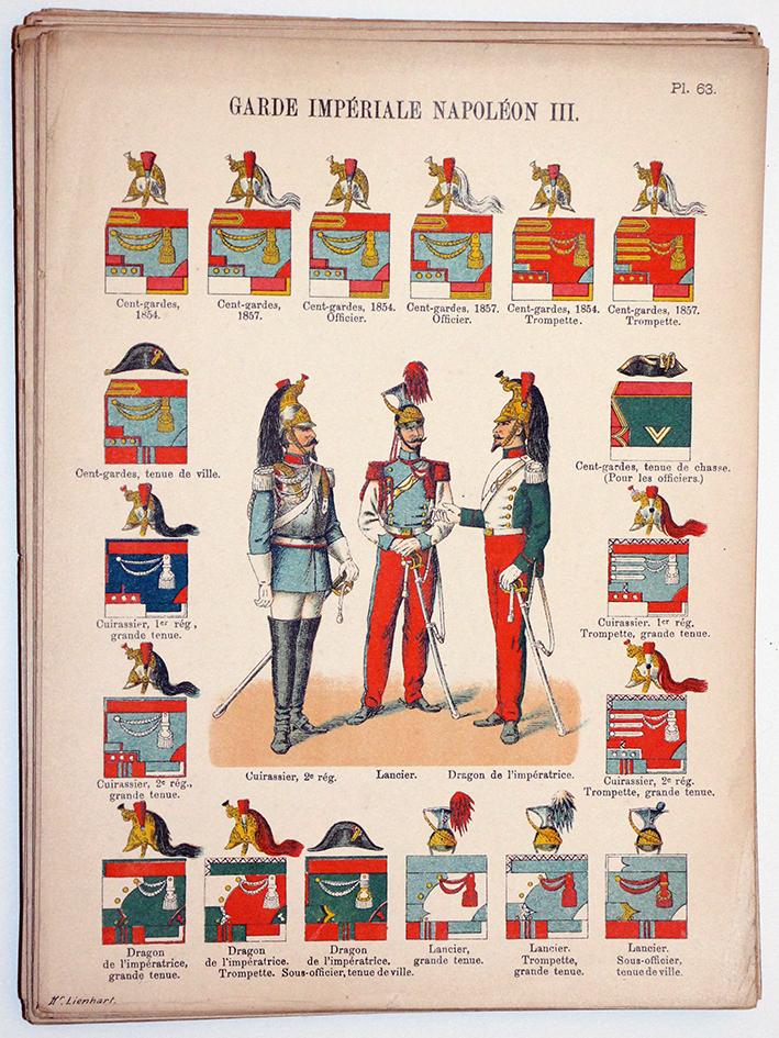 Garde Impériale Napoleon III