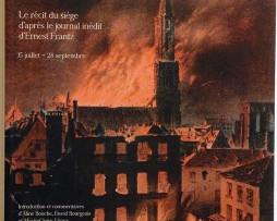Strasbourg 1870 - Le récit du Siège.