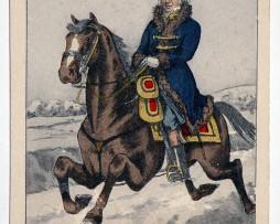 Carte Bucquoy - Les Uniformes du 1er Empire - Série 59 - Carte 4