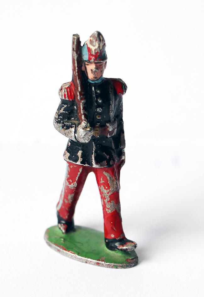 Figurines Quiralu ancienne infanterie française St Cyr 1940