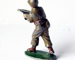 Figurines Quiralu ancienne infanterie française 1945
