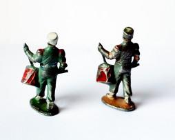 Figurines Quiralu ancienne légion étrangère France 1940 tambour