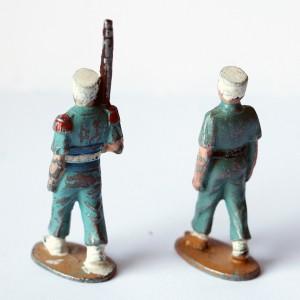 Figurines Quiralu ancienne légion étrangère France 1940