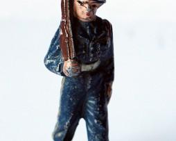 Figurines Quiralu ancienne chasseur à pied 1940