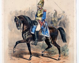 Uniforme Second Empire Carabinier - François Hippolyte Lalaisse