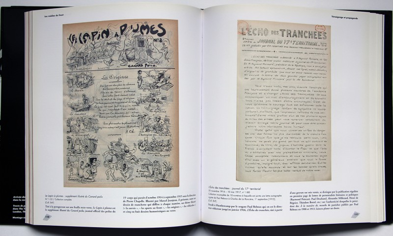 1914-1918 - Orages de Papier - Les collections de guerre des bibliothèques