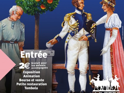 Exposition figurines – 9e Salon Européen de la figurines 2016 – AFCFEF
