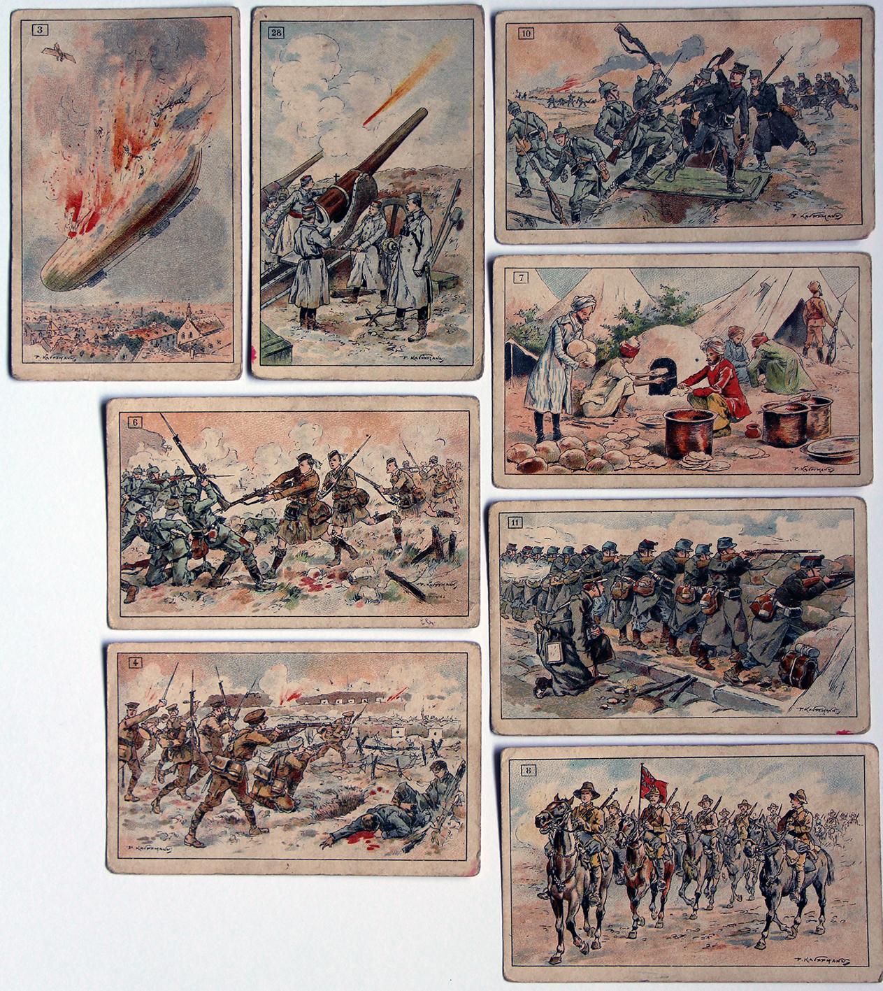 Images Guerre 14/18 Album enfant