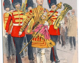 Armée Anglaise Coldstream Guards - 1939 - Maurice Toussaint