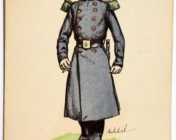 Armée Française - Chasseur - 1913 - Charles Morel (Copier)