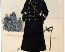 Armée Française - Chasseur Lieutenant- 1910 - Charles Morel