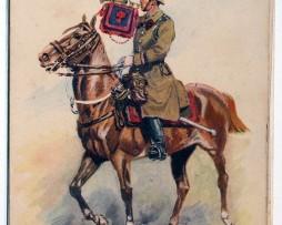 Armée Française - Cuirassiers - 1938 - Maurice Toussaint