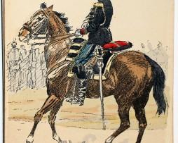 Armée Française - Garde Républicaine - Chef de bataillon - 1910 - Maurice Toussaint