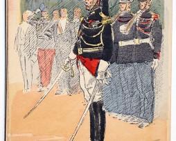 Armée Française - Garde Républicaine - Colonnel - 1910 - Maurice Toussaint