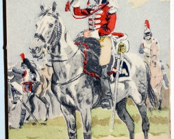 Cuirassiers 1807 - 1er Empire - Uniforme - Pierre Albert Leroux