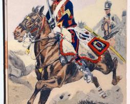 Artillerie à Cheval 1806 - 1er Empire - Uniforme - Maurice Toussaint