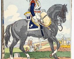 7e Régt Cuirassiers 1812 - 1er Empire - Uniforme - Pierre Albert Leroux