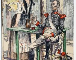 Infanterie - 1809 - Pierre Albert Leroux