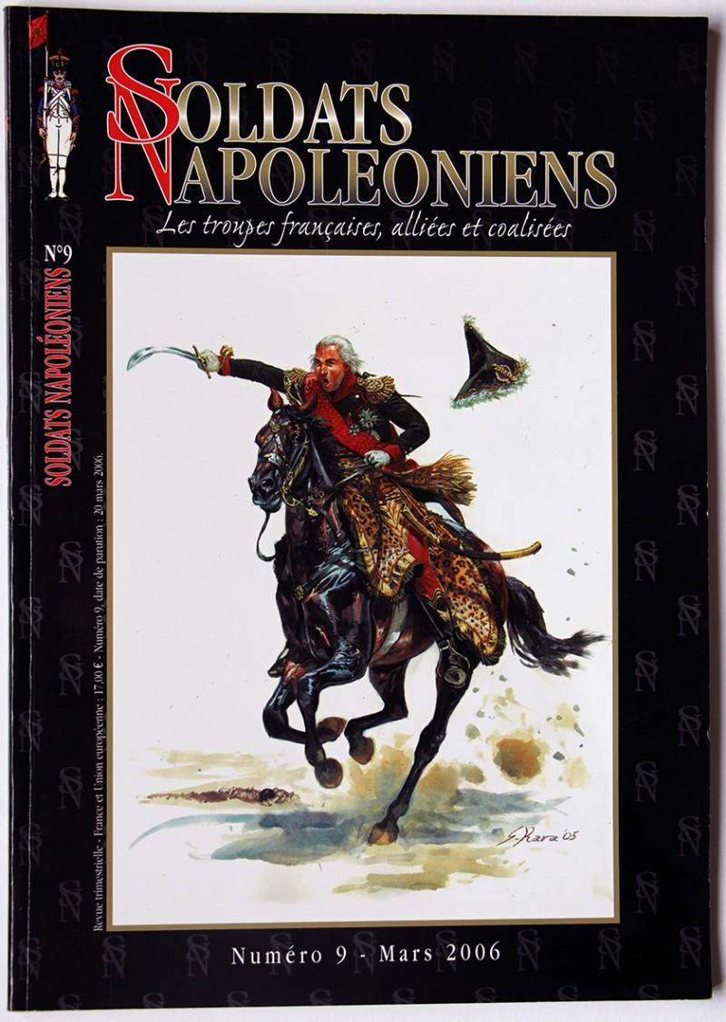 Soldats Napoléoniens revue n°9 - 1er Empire