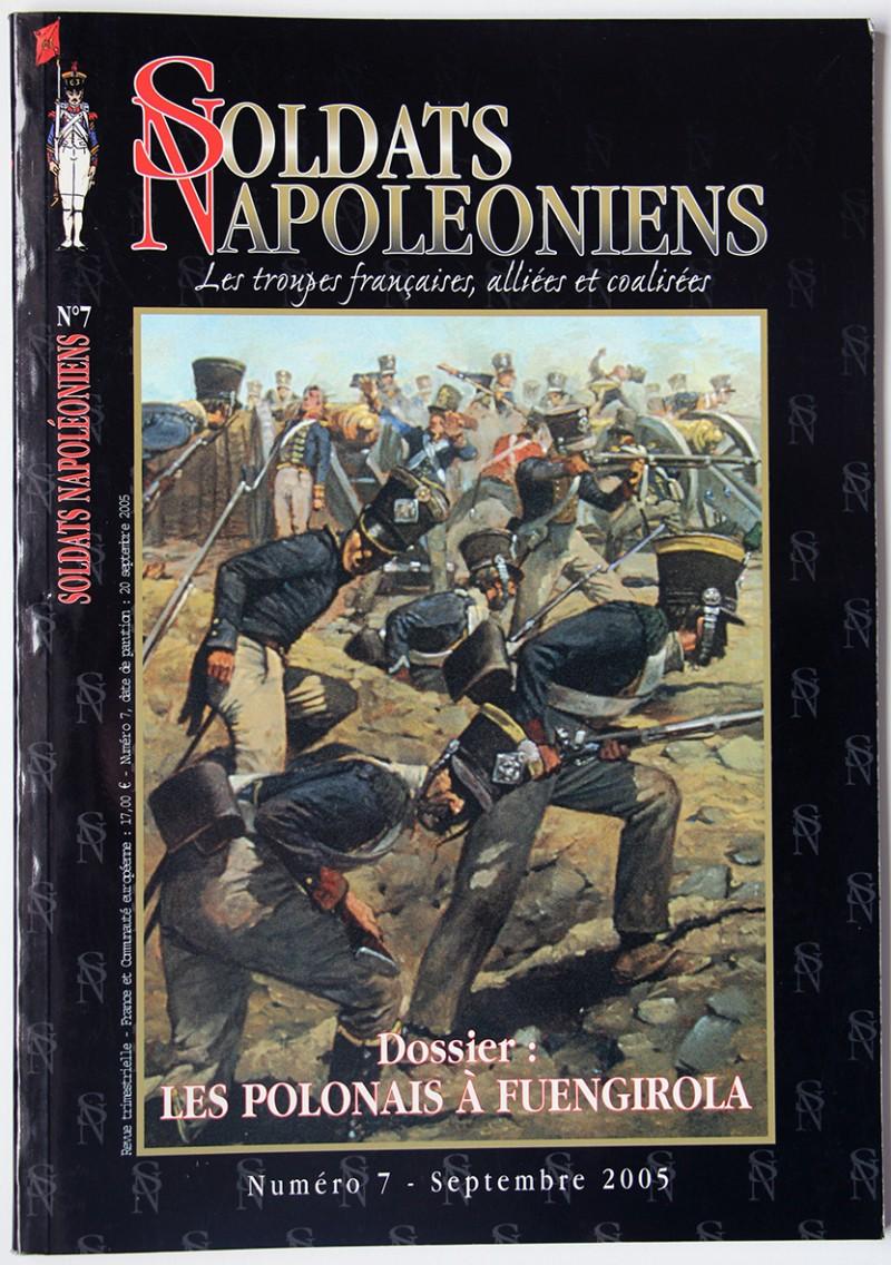 Soldats Napoléoniens revue n°7 - 1er Empire
