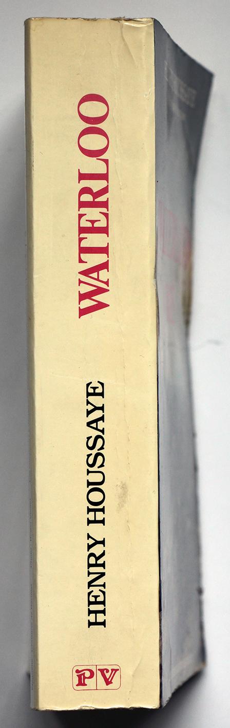 Waterloo 1815 Houssaye