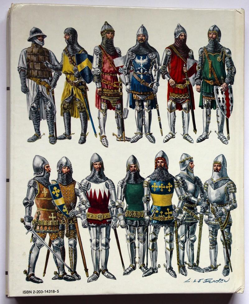 Le costume, l'armure et les armes au temps de la chevalerie 1. Du huitième au quinzième siècle.