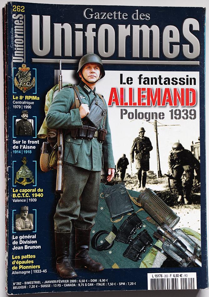 Gazette des Uniformes.