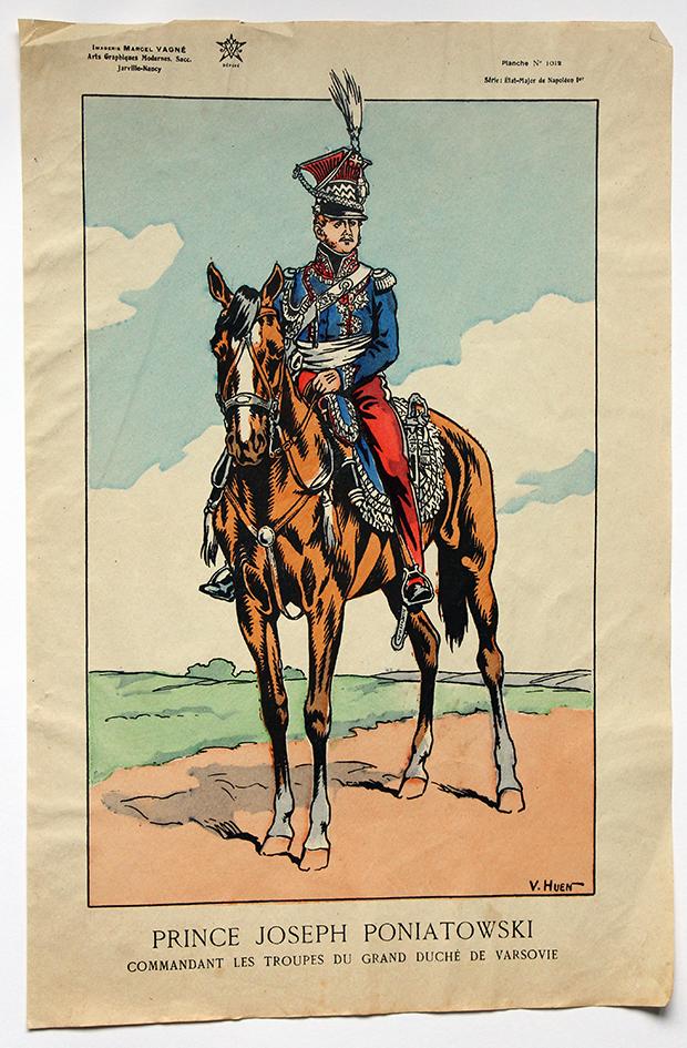 Image Jarville - Huen - Uniforme 1er Empire