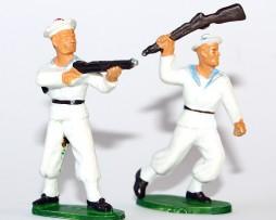 Figurines Starlux ancienne marin français
