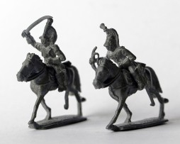 Figurines Plomb Dragons Garde Imperiale 1er Empire