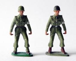 Figurines Starlux Brancardiers