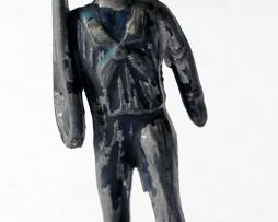 Figurines Quiralu ou plomb creux Matelot