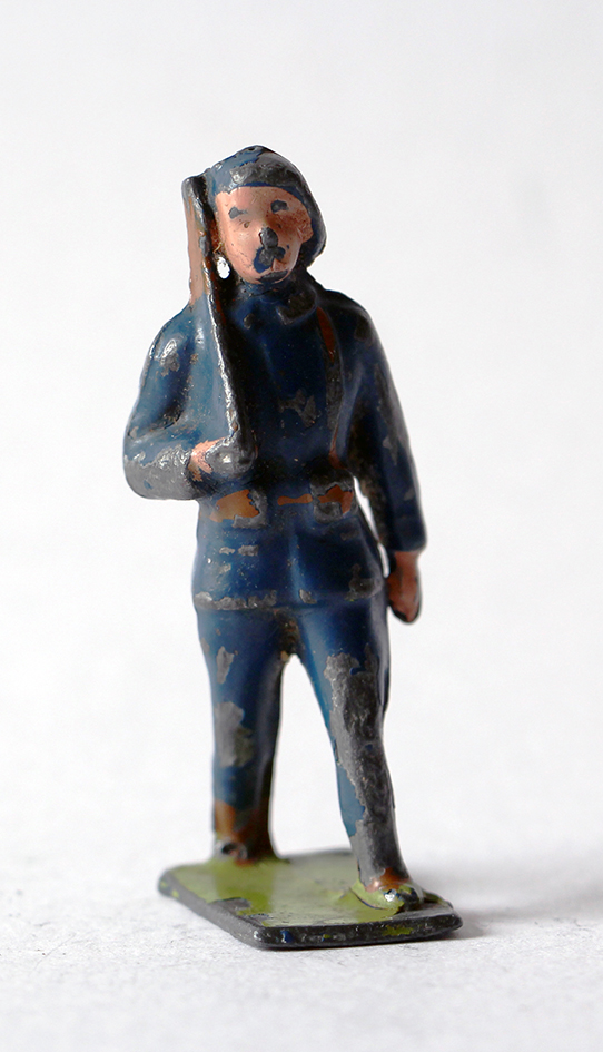 Figurines Quiralu ou plomb creux Chasseur a Pied