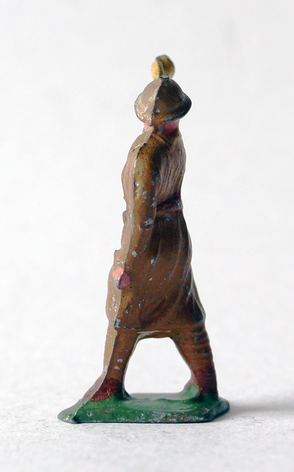 Figurines Quiralu ou plomb creux Infanterie Clairon