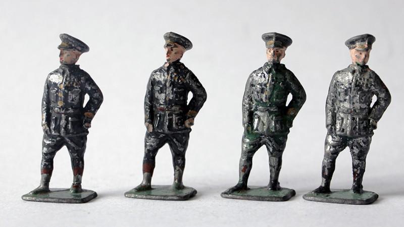 Figurines Plomb creux Soldats à définir