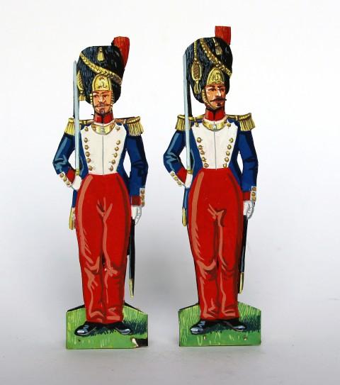 Petits Soldats de Strasbourg - Grenadiers de la Garde Impériale - Second Empire