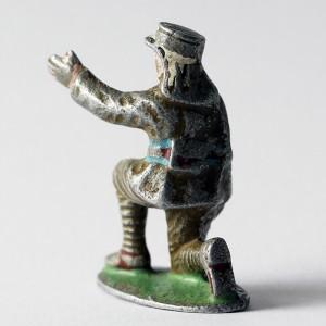 Figurine Quiralu ancienne Infanterie Légion Etrangère 1940