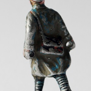 Figurine Quiralu ancienne Infanterie Brancardier 1940