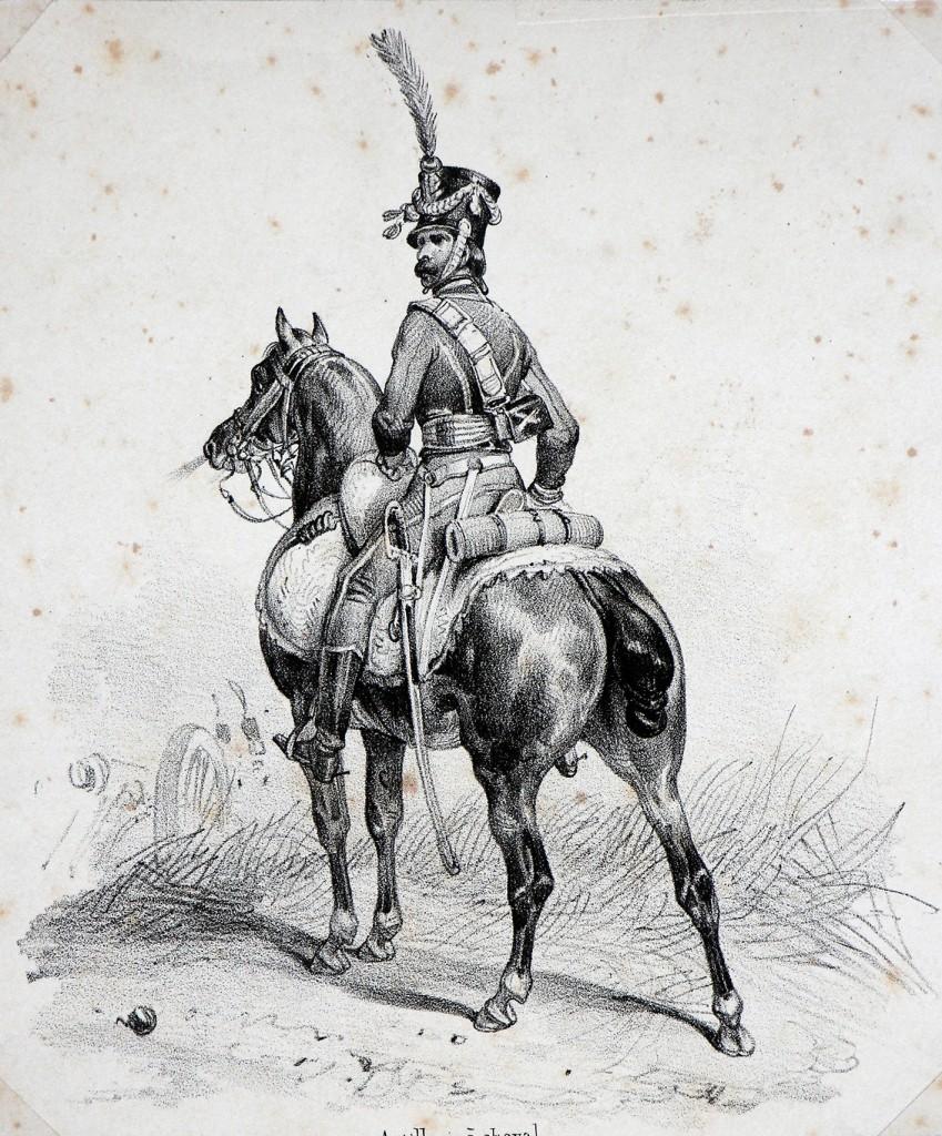 Victor Adam Soldats 1er Empire et Révolution