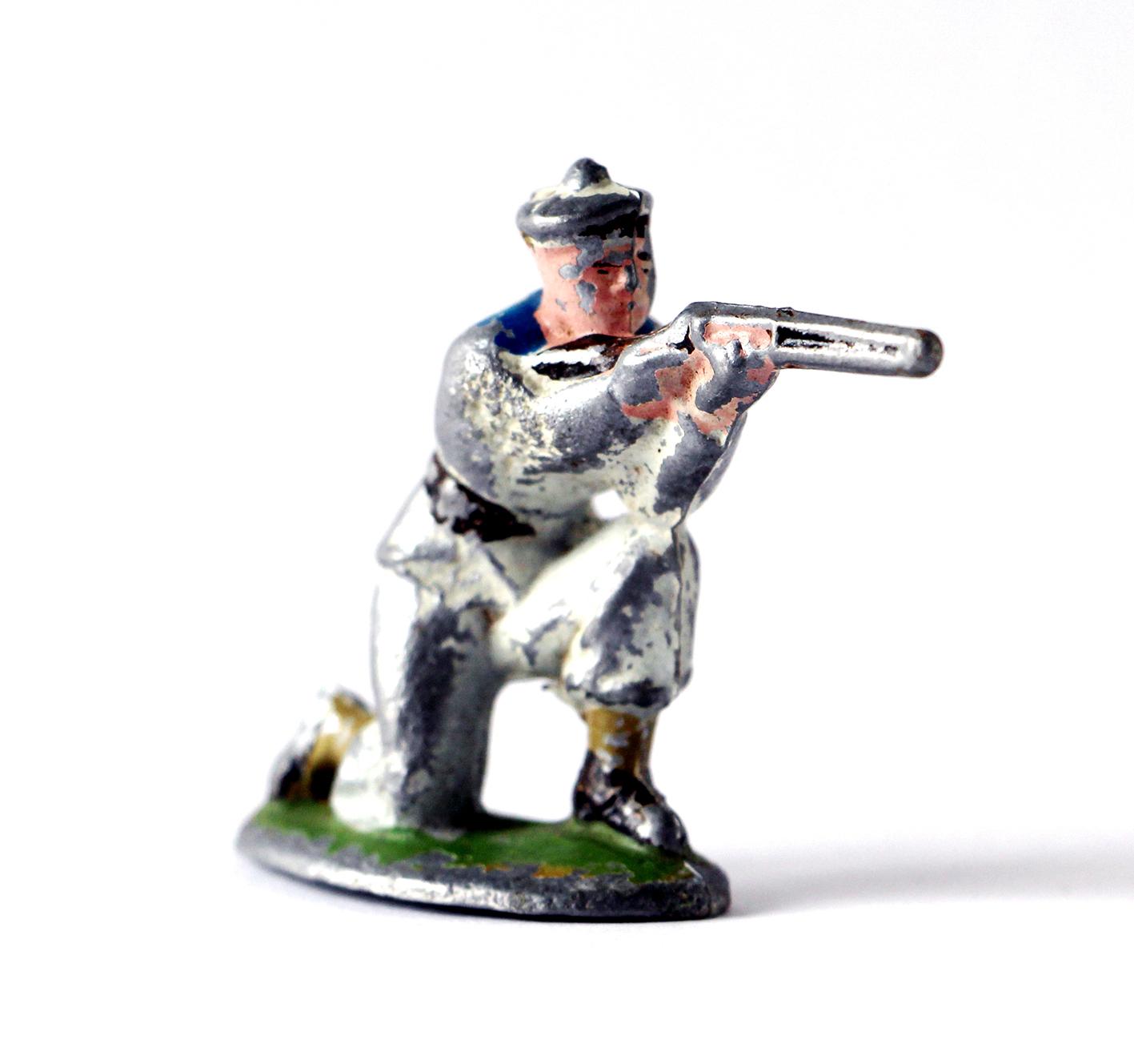 Figurine Quiralu Marin Français Tireur