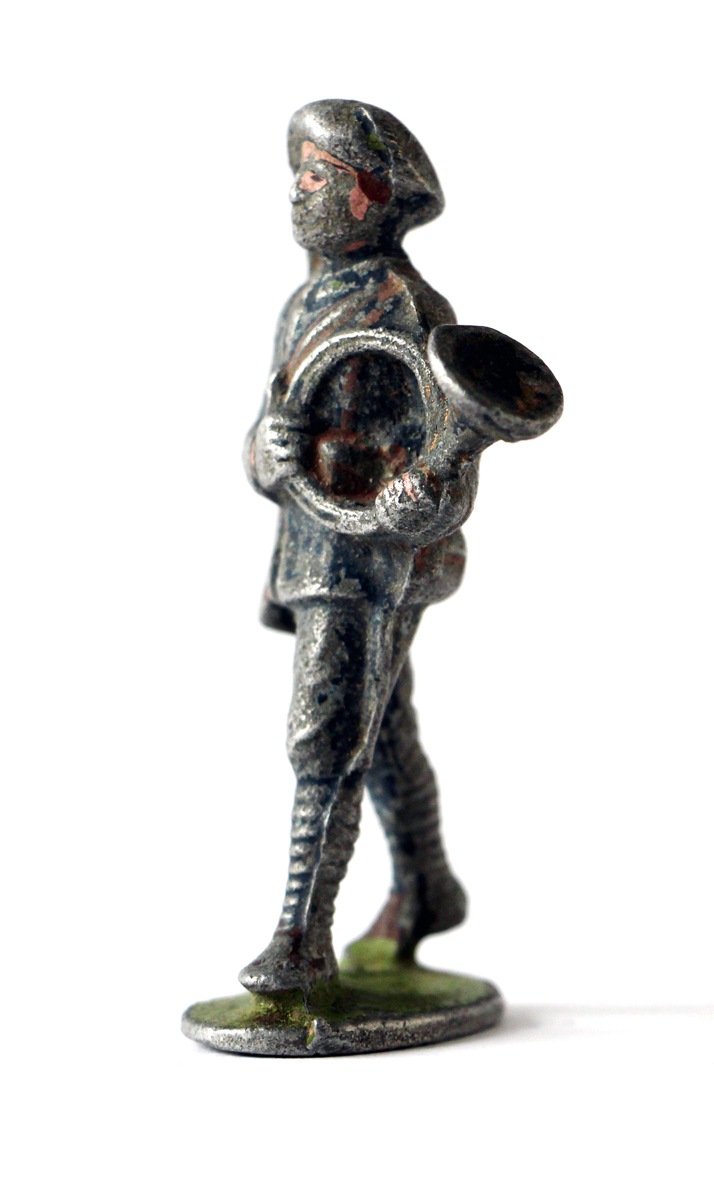 Figurine Quiralu Chasseur à pied Cor Musicien