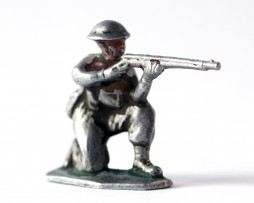 Figurine Quiralu Infanterie Anglaise 1940 Dunkerque