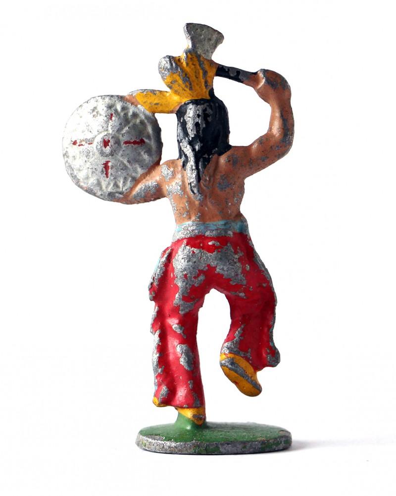 Figurines Quiralu Cowboy Indien Conquête de l'ouest