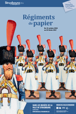Regiment de Papier Exposition Strasbourg