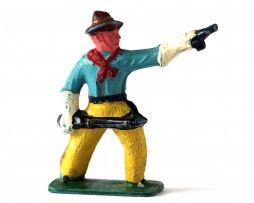 Figurines Cyrnos 2 cowboys