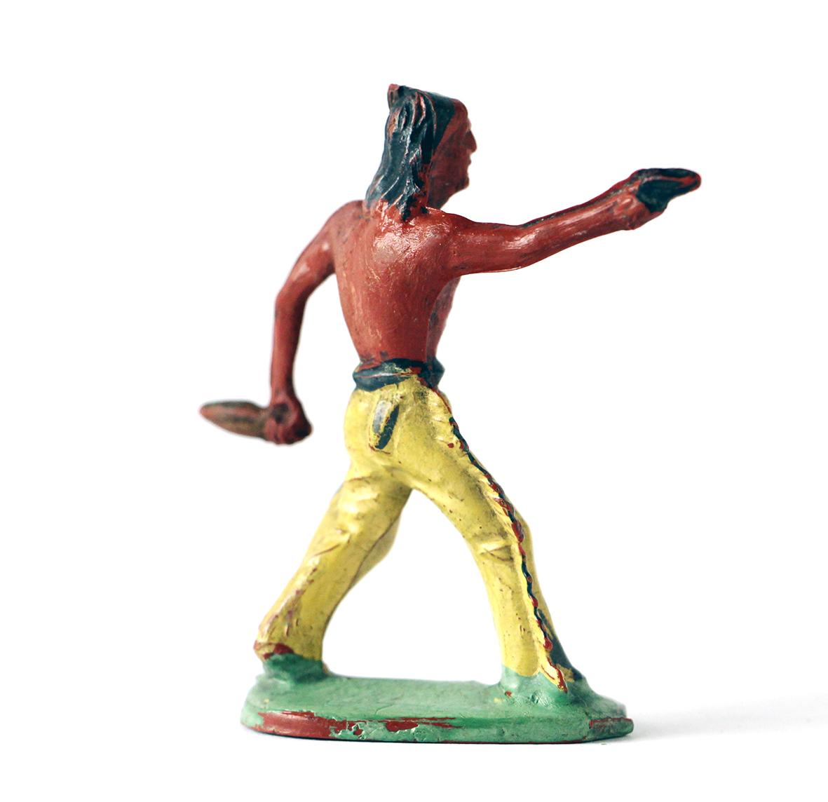 Figurine Cyrnos Indien